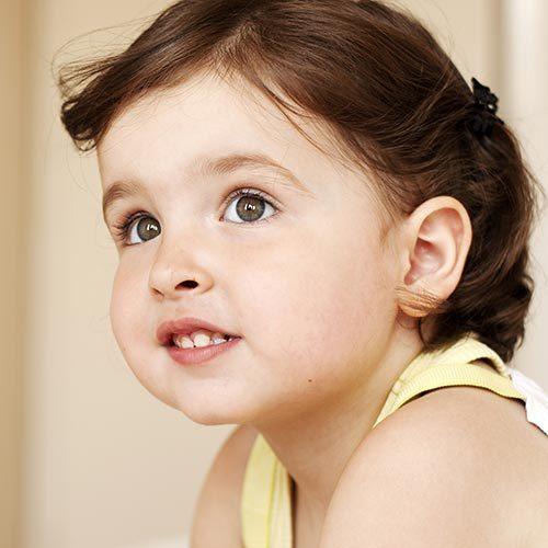 Consultes mèdiques Mútua: nena de 3 anys